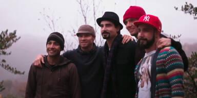 Die Backstreet Boys kommen ins Kino