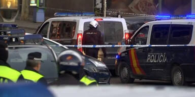 Anschlag auf spanische Volkspartei