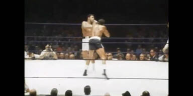 Muhammad Ali so schnell wie kein anderer