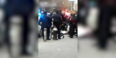 Zwei US-Cops werden brutal erschossen