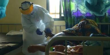 Anhaltender Kampf gegen Ebola
