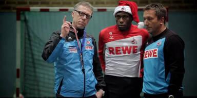 Weihnachtsgrüße vom FC Köln