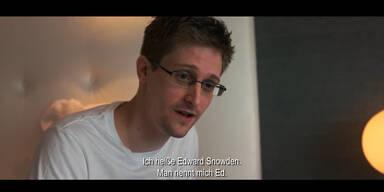 Edward Snowden ist 'Citizenfour'