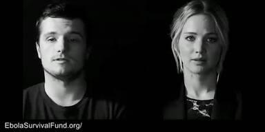 Jennifer Lawrence kämpft gegen Ebola