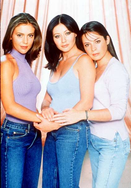Shanon Doherty Hollie Combs