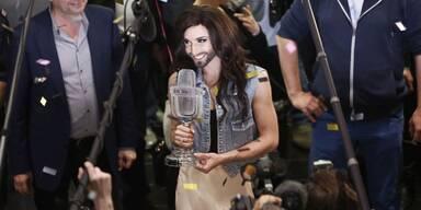So erobert Conchita Wurst die Welt!