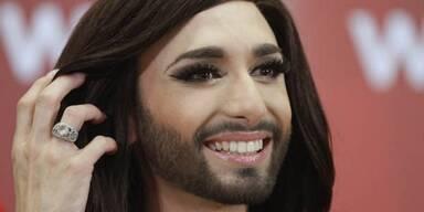 Conchita Wurst im neuen Sexy-Look