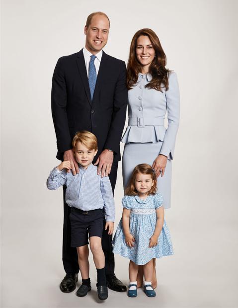 www.pps.at Photo Press Service / Kensington Palace