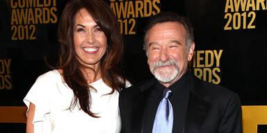 Robin Williams, Susan Schneider