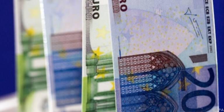 143,4 Mrd. Euro liegen auf Einlagekonten der EZB