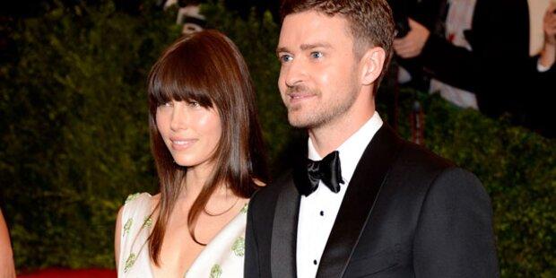 Biel & Timberlake: Heimliche Hochzeit?
