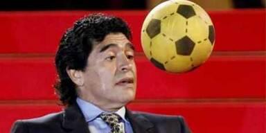 Maradonas heimliche Liebe ist Julia Roberts
