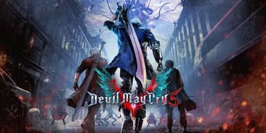 Devil May Cry 5: Höllisch gute Action im Test