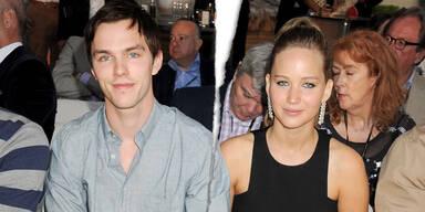 Oscar-Fluch: Jennifer Lawrence & Nicholas Hoult