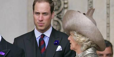 Prinz Willliam & Camilla