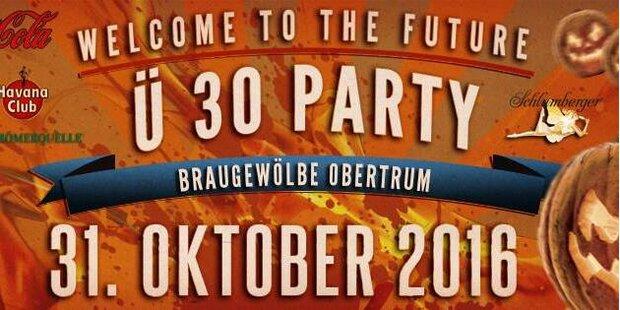 Gruselige Ü30-Party