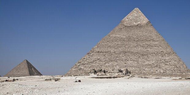 Ägypten: Terrorangriff nahe Pyramiden