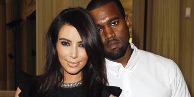 Kim & Kanye: Größenwahnsinnige Gästeliste