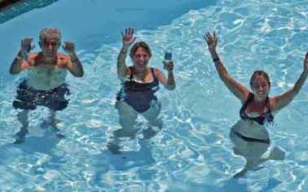 Aquagymnastik: Die besten Übungen