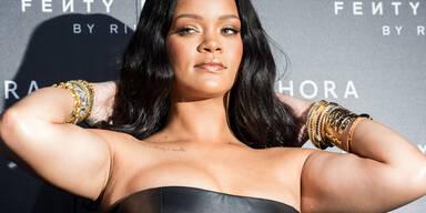 Rihanna ' Fenty Beauty'-Launch in Mailand