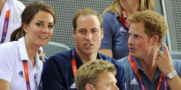Herzogin Kate: Wird es doch ein Sohn?