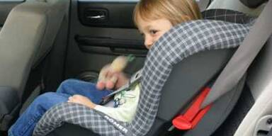 Kindersitztest informiert