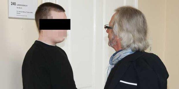 14-Jähriger beging 25 Straftaten: 10 Monate Haft