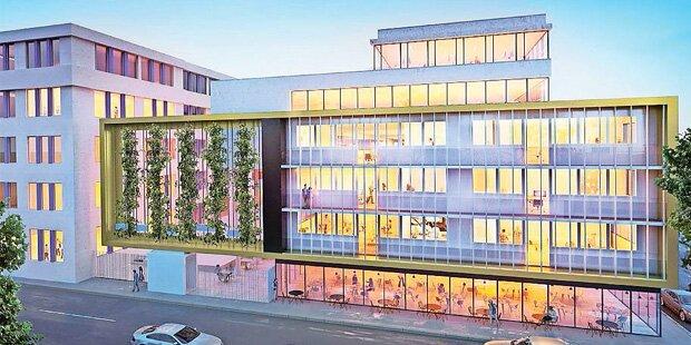 INNO Plaza: Die Büros der Zukunft