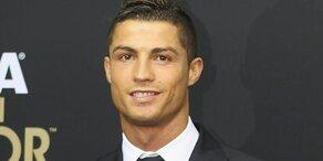 """Ronaldos Mutter: """"Ich wollte ihn antreiben lassen"""""""