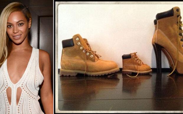 Beyoncé & ihre Famile im Partner-Look