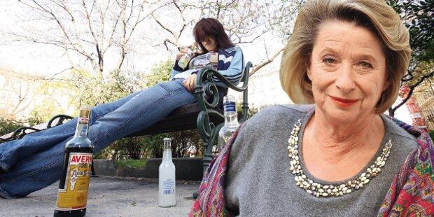 Stenzel: Alkohol-Verbot in Wiener City