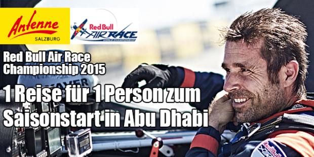 .... zum Red Bull Airrace nach Abu Dhabi!