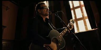 U2-Bono kann nie mehr Gitarre spielen