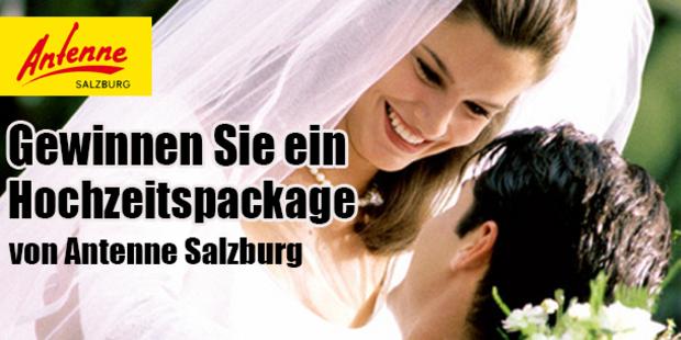 Gewinnt ein Hochzeitspackage