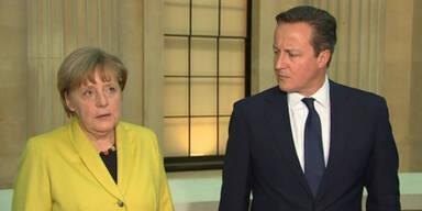 """Merkel: """"Barbarischer Anschlag"""""""
