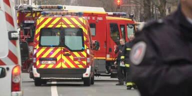 Schüsse im Süden von Paris