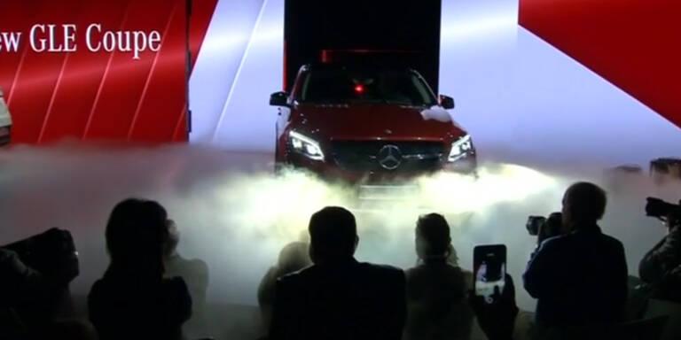 Deutsche Autokonzerne wollen auf US-Überholspur