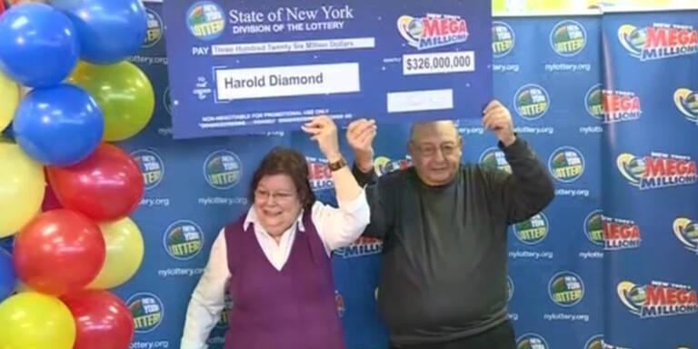 New Yorker Lotto Jackpot geknackt