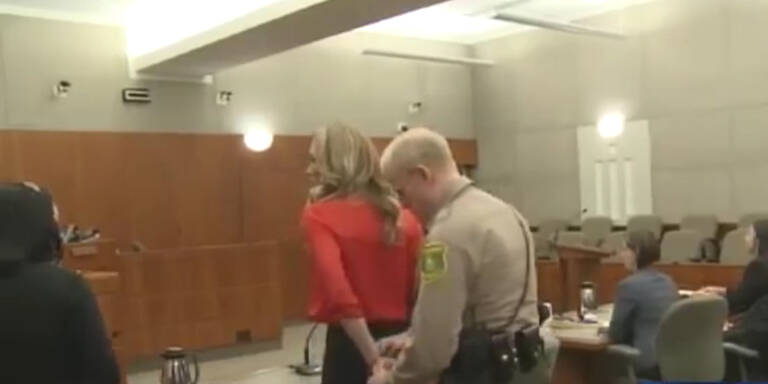 Sex-Lehrerin: Ihr Auftritt vor Gericht
