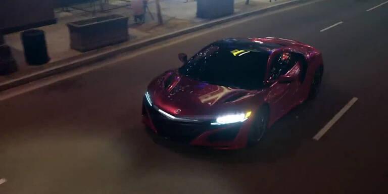 Das ist der neue Honda NSX