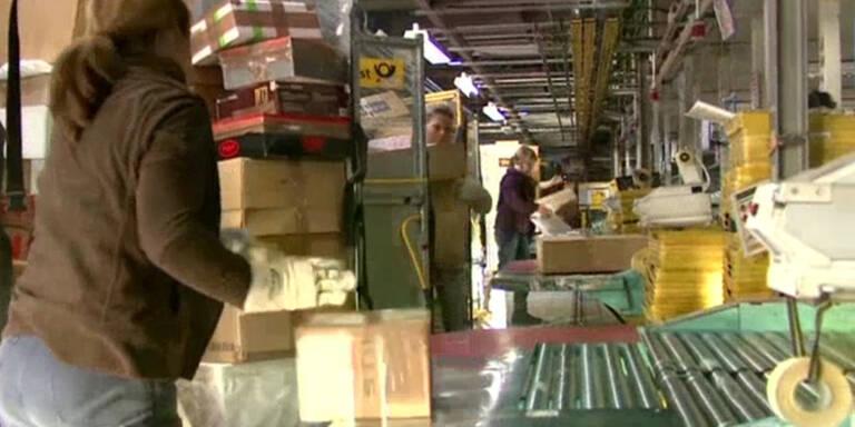 Deutsche Post: neue Arbeitsplätze
