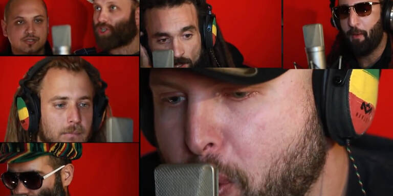 Bob Marley wäre stolz auf dieses A Cappella Cover