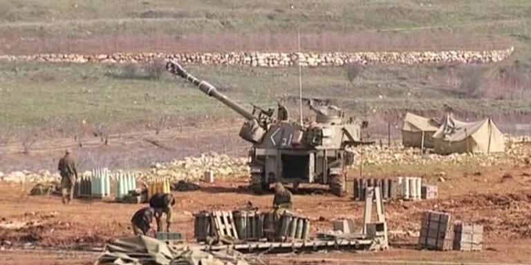 Rakete auf Nordisrael abgefeuert