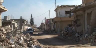 Rückkehr ins zerbombte Kobane