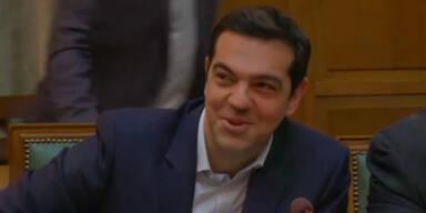 Tsipras: radikale Änderungen
