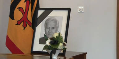 Gedenken an Richard von Weizsäcker