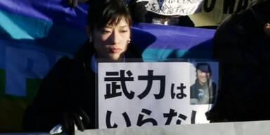 Geisel Kenji Goto enthauptet
