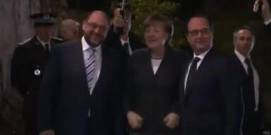 Merkel lehnt Schuldenschnitt ab