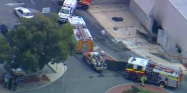 Explosion in Australien - Tote