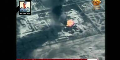 Vergeltungsaktion gegen IS-Miliz